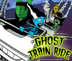 Ghost Train Ride Game