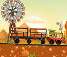 Goods Train Game