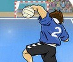 Hentbol oyunu oyna