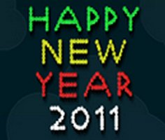 Happy New Year 2011 Game