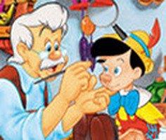 Gizli Sayilar Pinokyo oyunu oyna