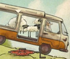 Koyunları Evine Götür 2 Londra oyunu oyna