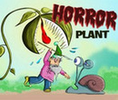 Korkunç Bitki oyunu oyna