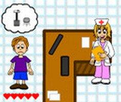 Hastane Eğlencesi oyunu oyna