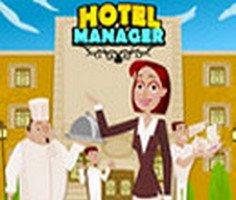Otel Yöneticisi oyunu oyna
