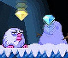 Buz Mağarası oyunu oyna