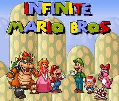Sonsuz Mario oyunu oyna