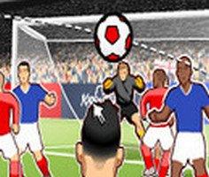 Kafa ile Gol Atma Oyunu oyunu oyna
