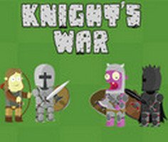 Knight's War Game