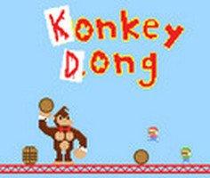 Konkey Dong Game