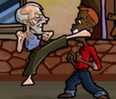 Kung Fu Ustası oyunu oyna