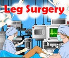 Leg Surgery Game