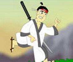Çılgın Samuray oyunu oyna