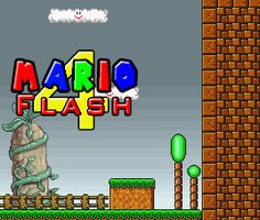 Mario Flash 4 Game