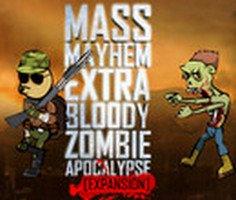 Mass Mayhem 5 oyunu oyna