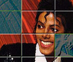 Michael Jackson Jigsaw Puzzle Game