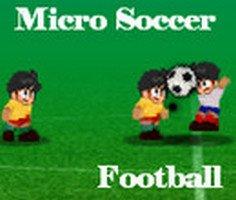 Küçük Futbol Maçı oyunu oyna