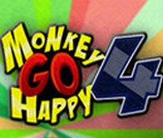 Maymunu Mutlu Et 4 oyunu oyna