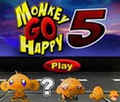 Monkey Go Happy 5 Game