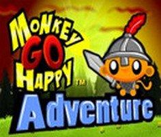 Maymunu Mutlu Et Macera oyunu oyna