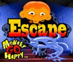 Maymunu Mutlu Et: Kaçış oyunu oyna