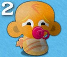 Maymunu Mutlu Et Maraton 2 oyunu oyna