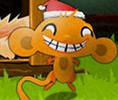 Maymunu Mutlu Et Maraton oyunu oyna
