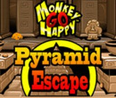 Maymunu Mutlu Et: Piramitten Kaçış oyunu oyna