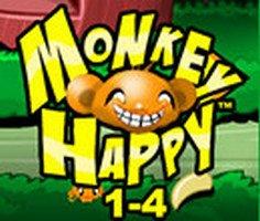 Mutlu Maymun 1-4 oyunu oyna