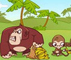 Maymun Muz Çalma 2 oyunu oyna