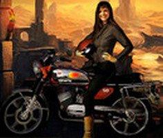 Motosikletli Piramit Yarışçısı 2 oyunu oyna