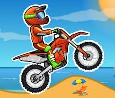 Süper Motosiklet Dublörü oyunu oyna