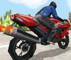 3D Süper Motosiklet Yarışı oyunu oyna
