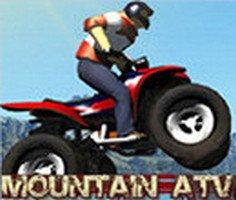 Dağ ATV Motoru oyunu oyna