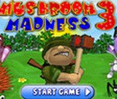 Mantar Çılgınlığı 3 oyunu oyna