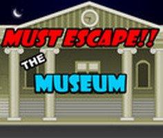 Müzeden Kaçış oyunu oyna