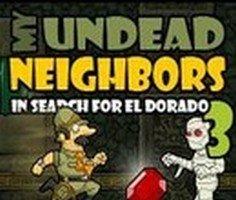 Zombi Komşularım 3 oyunu oyna