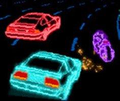 Neon Yarışı oyunu oyna