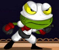 Ninja Kurbağa oyunu oyna