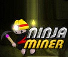 Madenci Ninja oyunu oyna