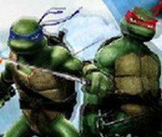 Ninja Kaplumbağalar oyunu oyna