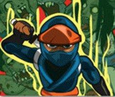 Ninja ve Zombiler 2 oyunu oyna