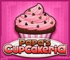 Papa'nın Kek Restoranı oyunu oyna