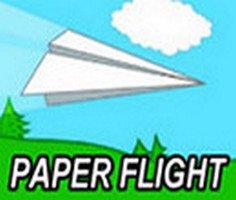 Kağıt Uçak Uçurma oyunu oyna