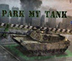 Tank Park Etme oyunu oyna
