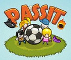 Futbol: Pas Verme oyunu oyna