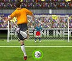 3D Penaltı oyunu oyna
