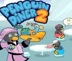 Penguen Lokantasi 2 oyunu oyna
