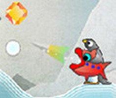 Penguen Mücevher Patlatma oyunu oyna
