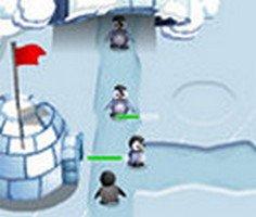 Penguen Savaşı oyunu oyna